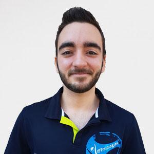 alex luengo, entrenador de iftraining